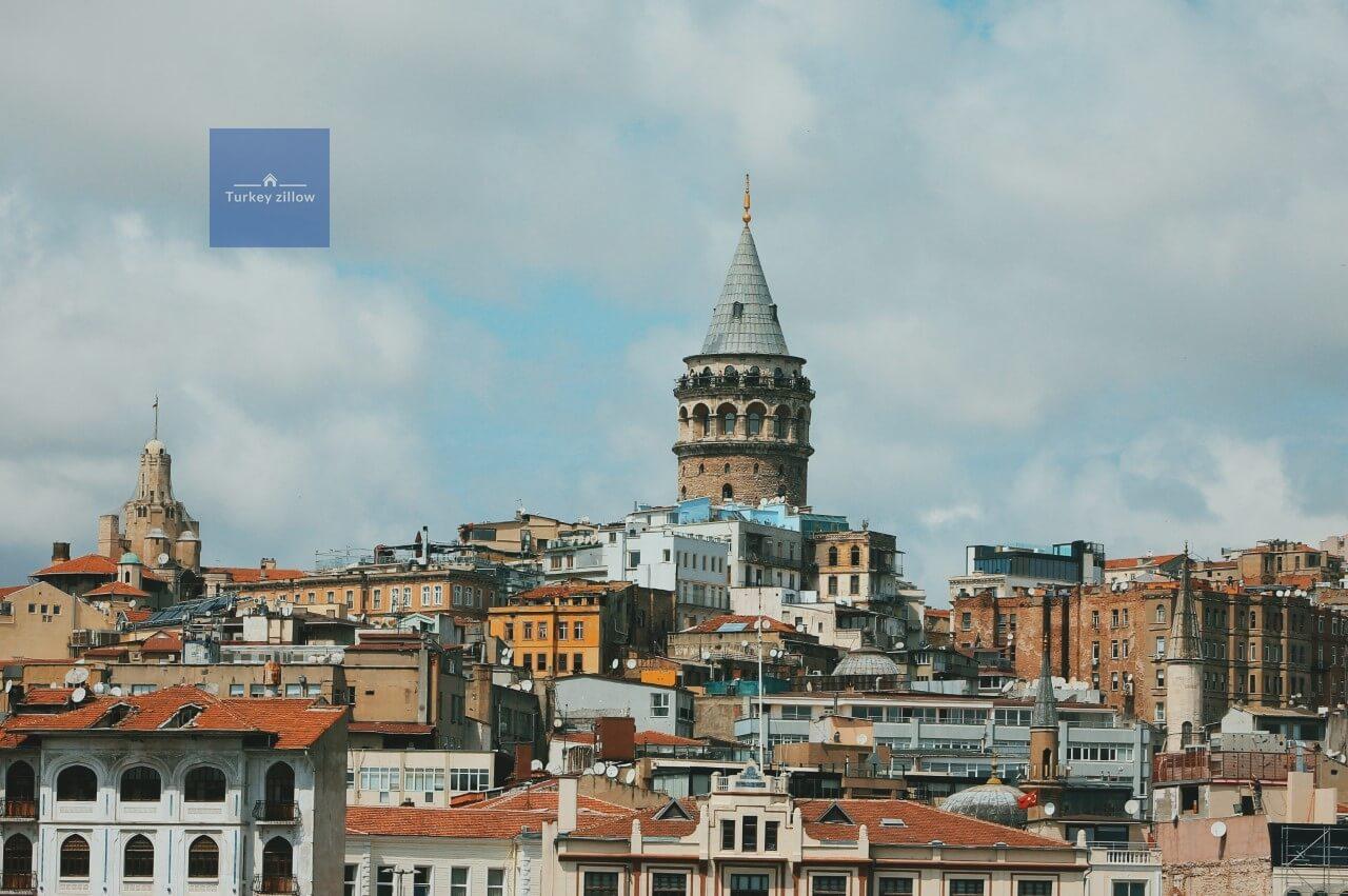 املاک در باشاک شهیر استانبول