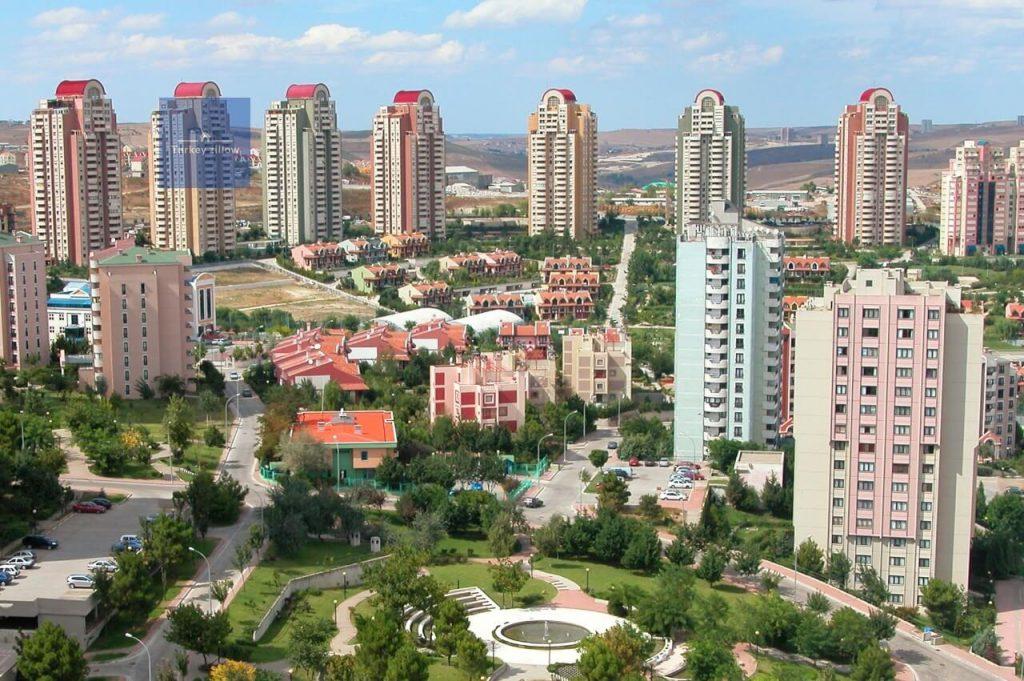 باغچه شهیر استانبول